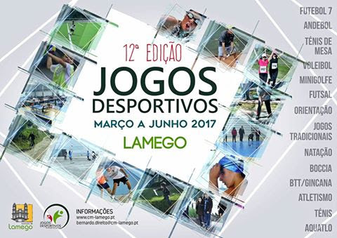 Jogos Desportivos de Lamego vão juntar mais de 1500 atletas