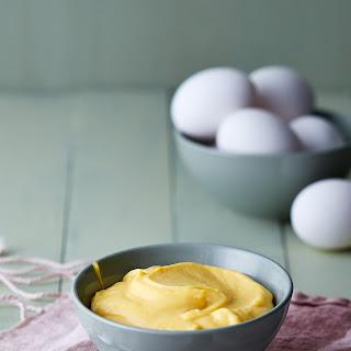 Keto And Dairy-free Vanilla Custard.