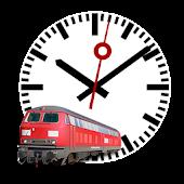 זמני הרכבת