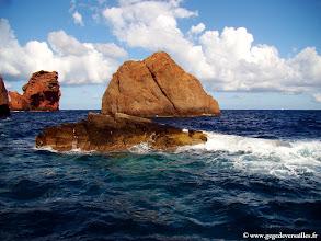 Photo: #024-La réserve de Scandola en Corse, classée au Patrimoine mondial de l'Unesco.