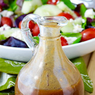 Perfect Balsamic Dressing.