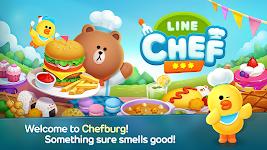 screenshot of LINE CHEF