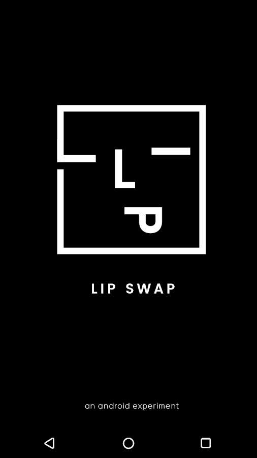 Lip Swap- screenshot