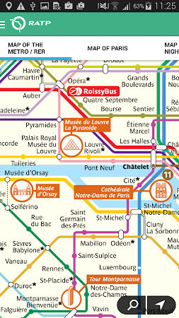 Visit Paris by Metro - RATP 1.6.6 screenshot 300049