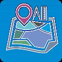 Area & Distance Measure icon