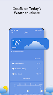 Download Weather - By Xiaomi For PC Windows and Mac apk screenshot 2