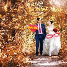 Wedding photographer Olga Soboleva (OlgaKirill). Photo of 05.02.2015