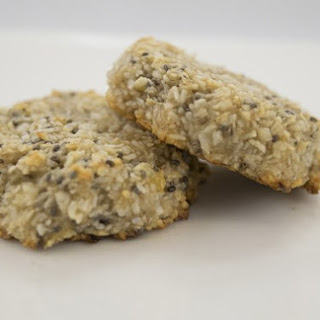 Banana Coconut Chia Cookies Recipe