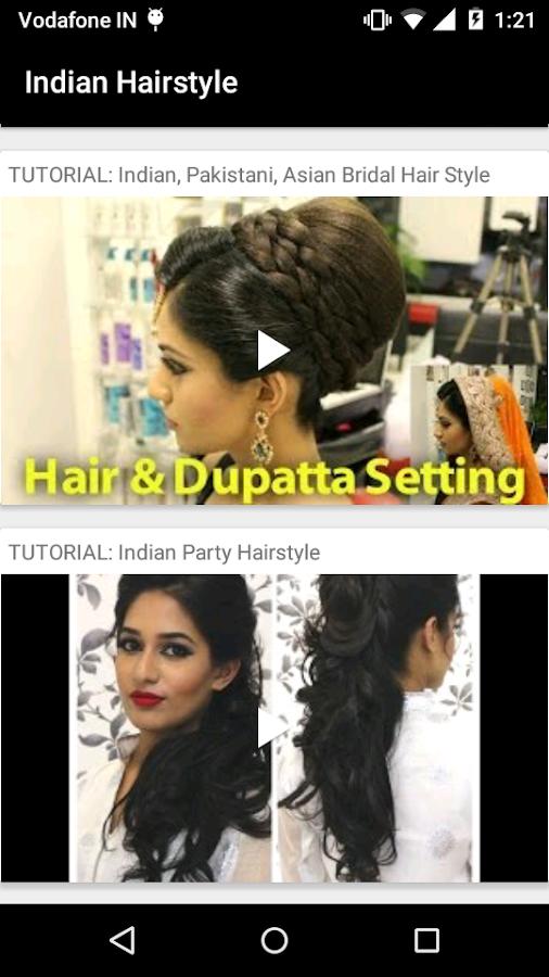 Miraculous Indian Hair Styler App Women Android Apps On Google Play Short Hairstyles Gunalazisus