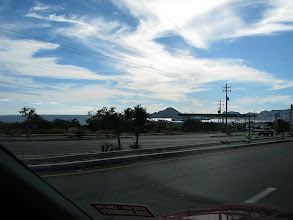 Photo: on the road down to Cabo San Lucas