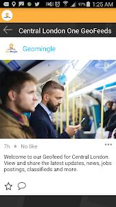 GeoMingle screenshot 1