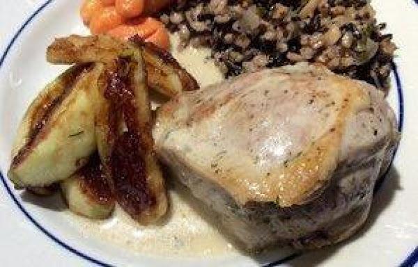 Pork Chops With Calvados Recipe