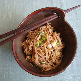 Soba Noodles With Sesame Seeds Recipes