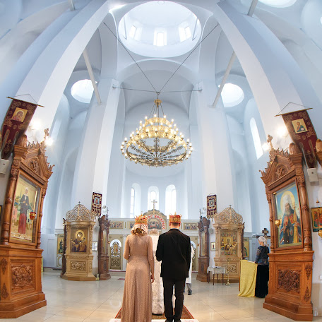 Wedding photographer Artem Vorobev (Vartem). Photo of 15.11.2017