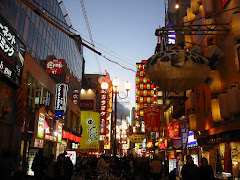 Street Of Osaka