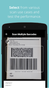 Scandit Barcode Scanner Demo- screenshot thumbnail