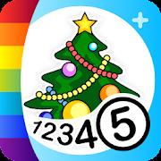 Рисуй по номерам - Рождество