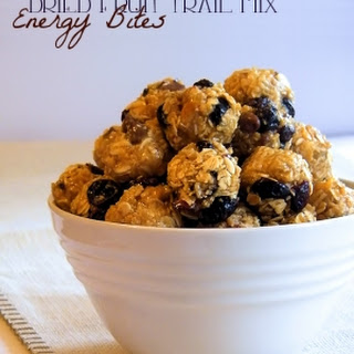 Dried Fruit Trail Mix Recipes
