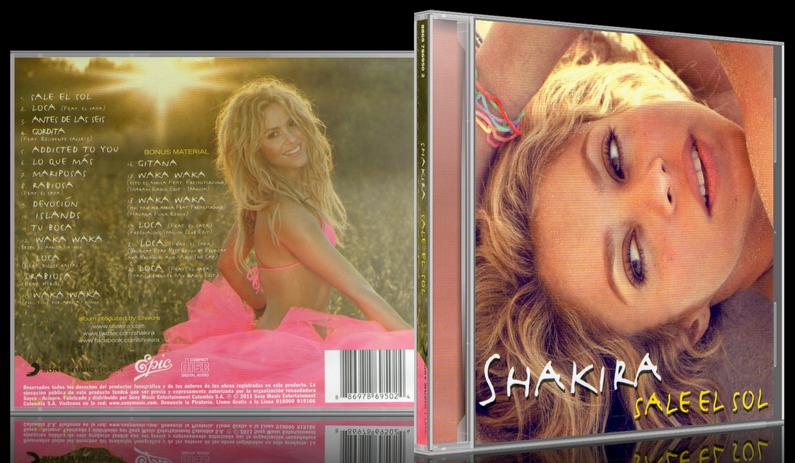 Shakira - Sale El Sol (Edición Especial) (2011) [MP3 @320 Kbps]