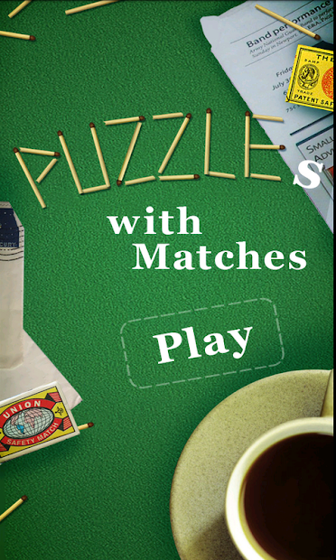 Puzzles with Matches screenshot 6
