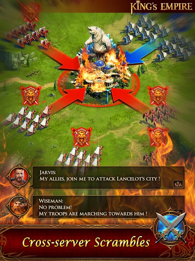 Game of Kings: King's Empire - screenshot