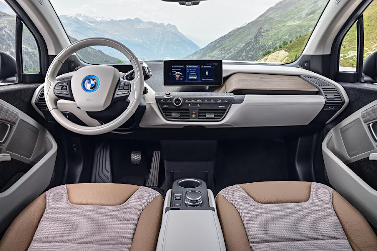 The interior gets completely new trim options. Picture: NEWSPRESS UK
