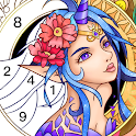 Magic Color - Paint by Number icon