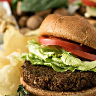 Gluten Free Veggie Burgers