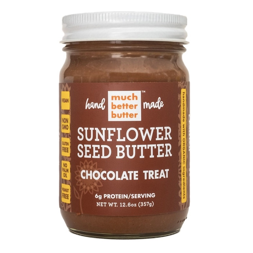 Chocolate Treat Sunflower Seed Butter