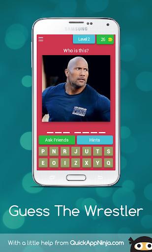 Guess The Wrestler 8.6.1z screenshots 3