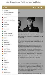 SPIEGEL ONLINE - News Screenshot 11