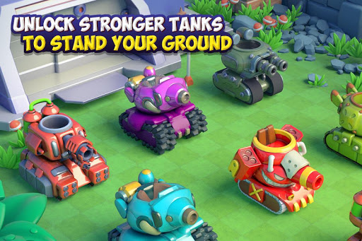 Dank Tanks 1.2.0 screenshots 2