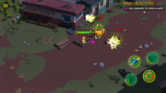 Zombie Blast Crew MOD (Unlimited Gold Coins/Diamonds) 3