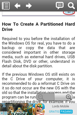 Learn to install Computer Windows 7- screenshot