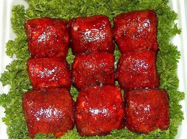 Rasberry Walnut Smoked Chicken Recipe