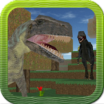 Jurassic craft - dino hunter 1.2 Apk