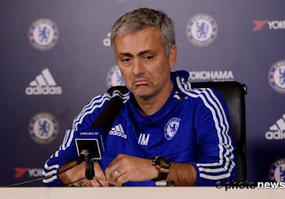 Mourinho quitte Chelsea encagoulé