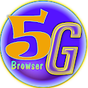 5G Speed Internet Explore icon