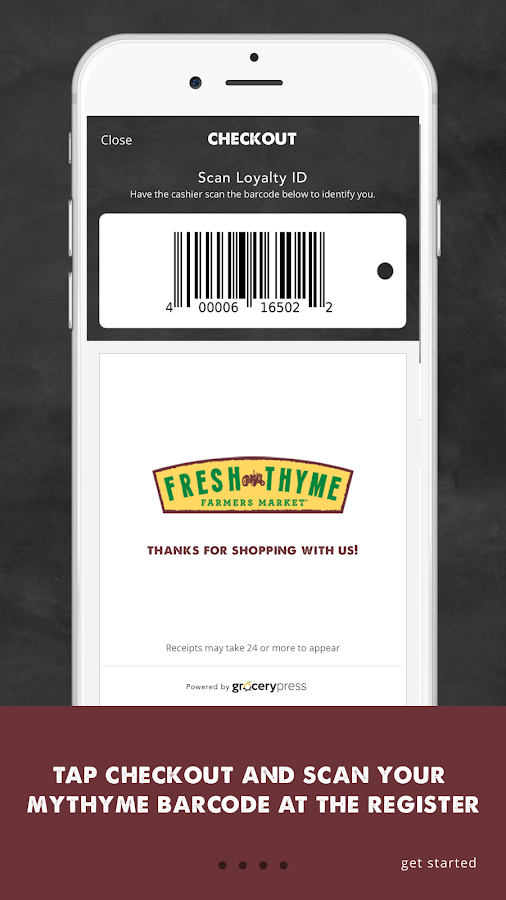Fresh Thyme Farmers Market- screenshot