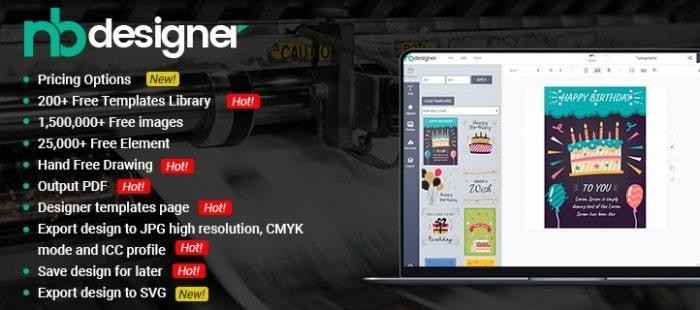 best Magento product designer extension