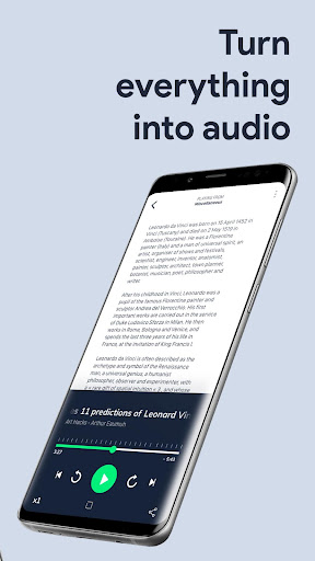 elocance: Article, Newsletter, PDF reader app screenshots 4