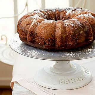 Decadent Double-Chocolate Bundt Cake.