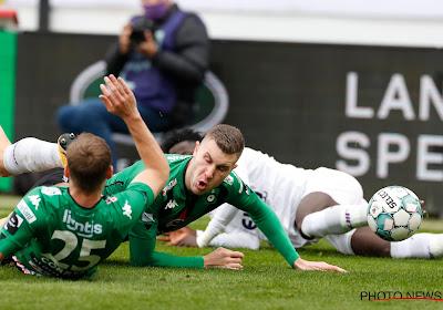 """Centrale verdediger Cercle Brugge maakt goede indruk, maar: """"Hij moet soms opletten en meer simpel spelen"""""""