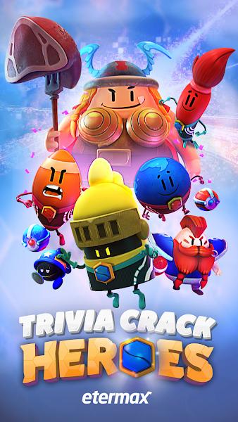 Trivia Crack Heroes v0.14.1 [Mod]