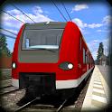 Real Train Driver Sim icon