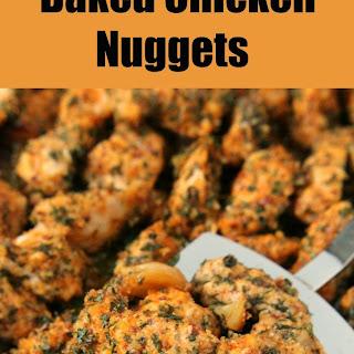 Baked Chicken Nuggets (Chicken Scampi)