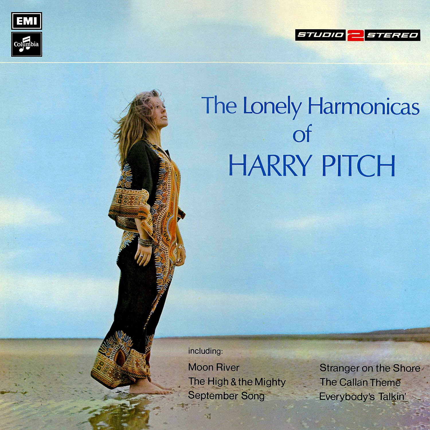 Harry Pitch