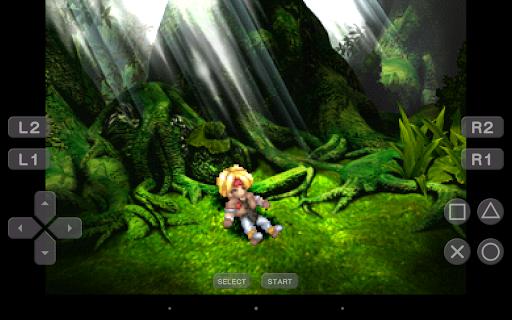 Matsu PSX Emulator screenshot