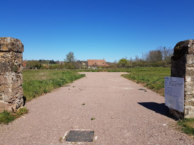 Vente terrain à batir  1050 m² à Bierre-lès-Semur (21390), 15 750 €