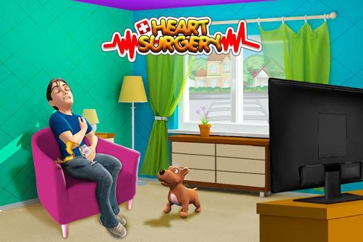 Heart Surgery Doctor - ER Emergency Game 2.1 screenshots 2